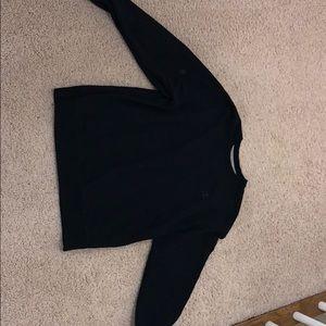 Champion black sweatshirt size:L BARELY USED